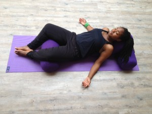 Recharge with Restorative Yoga