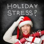 Tis the season to be…stressed?