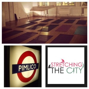 NEW for 2014 - Beginners Yoga Courses in Pimlico with Stretching the City