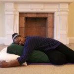 Restorative Yoga for Christmas – Supported Twist
