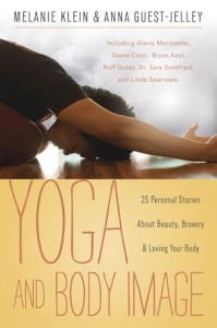 YogaBodyImage book cover